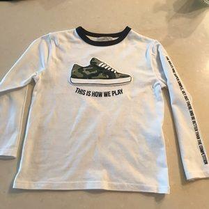 Zara's Graphic Long Sleeve T-shirt 6